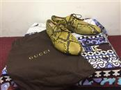 """11"""" GUCCI Shoes/Boots PYTHON SNAKESKIN SHOES"""